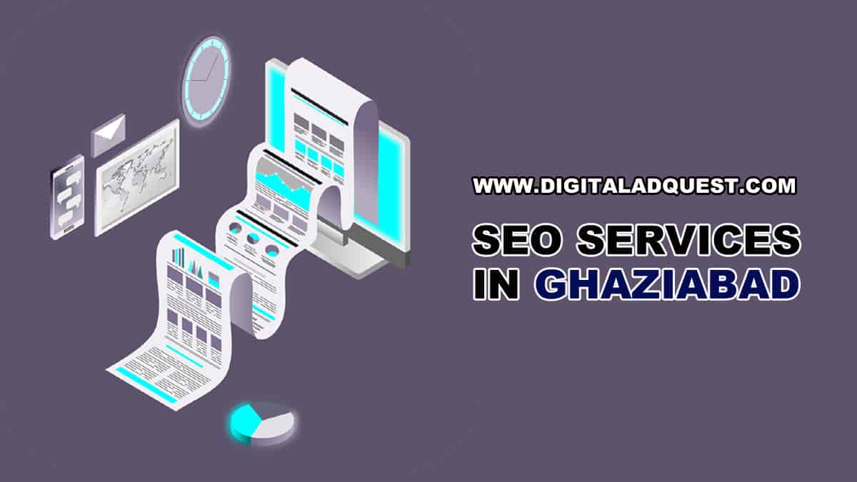 SEO Services in Ghaziabad, SEO Company in Ghaziabad